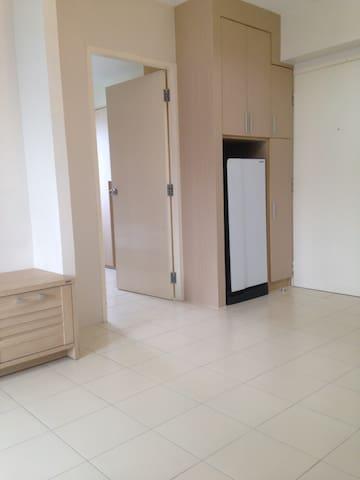 Big room,  New,  Phahonyotin46/1 - Bangkok - Appartement en résidence