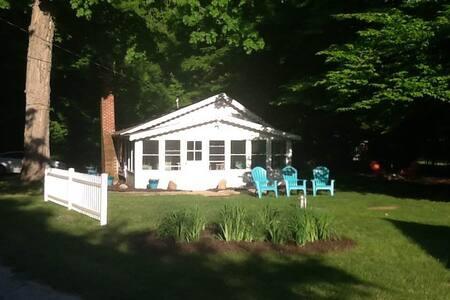 Cottage on Lake Michigan - Muskegon