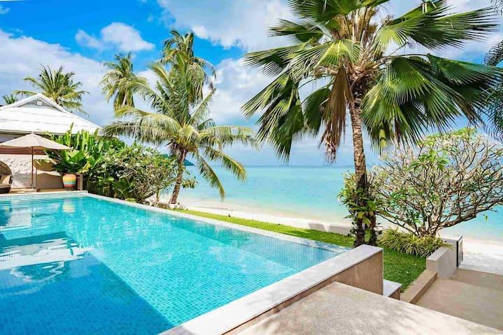 HSH - 3 bedrooms front beach - Bangrak - Koh Samui