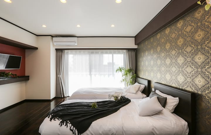 [#202]Clean&Convenient/ 4 minutes to Nagoya sta.