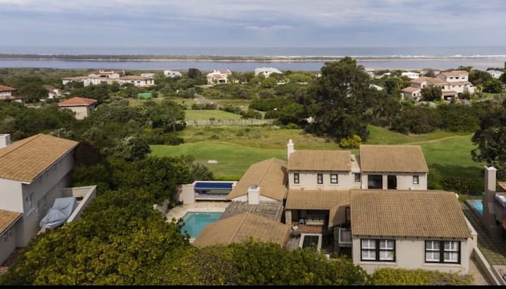 Luxury golf course home just released in Plett