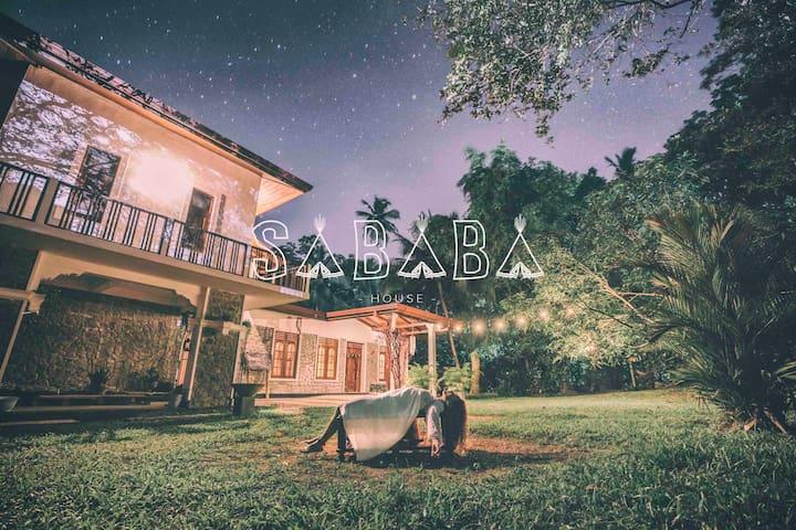 SABABA HOUSE ( Room Number 1 )