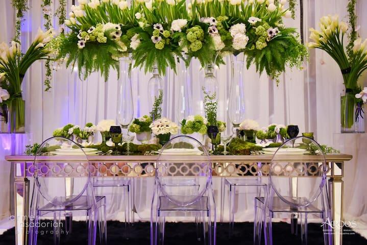 Large domaine for yours weddings venues & parties - Mas-Saintes-Puelles - Inny