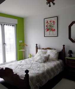 Chambre + sdb privée proche Colmar - Horbourg-Wihr