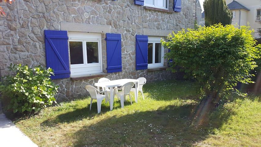Appartement La Roche Pelée - Saint-Lunaire - Lejlighed