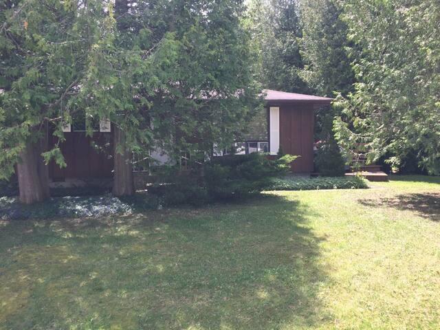 Cedar Corner Cottage Oliphant