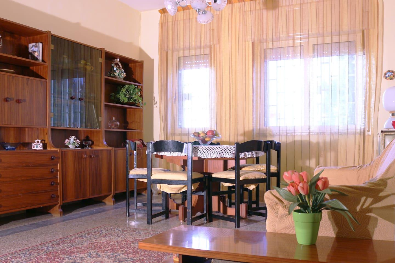 Soggiorno - Living room.