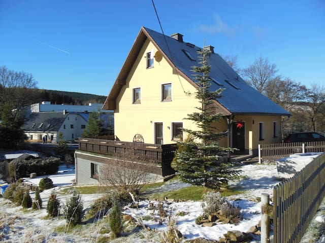 Erzgebirge, Natur und Sport - Sehmatal