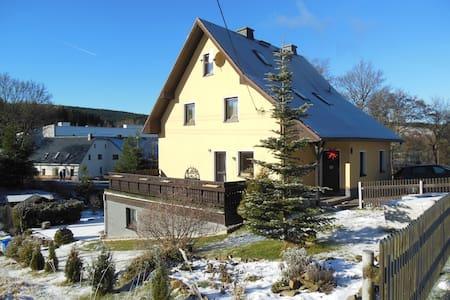 Erzgebirge, Natur und Sport - Sehmatal - Apartment