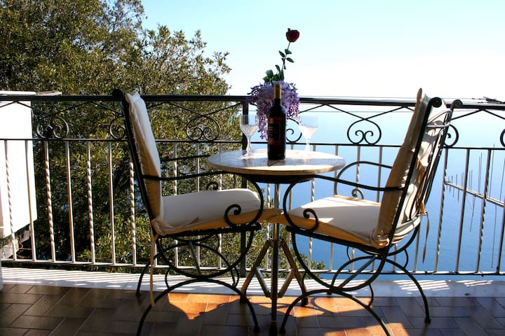 La Capannina - Your SuiteView in Amalfi! - Amalfi - Apartmen