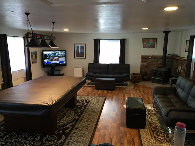 Studio Apartment with Pool Table - Clearlake - Lejlighed