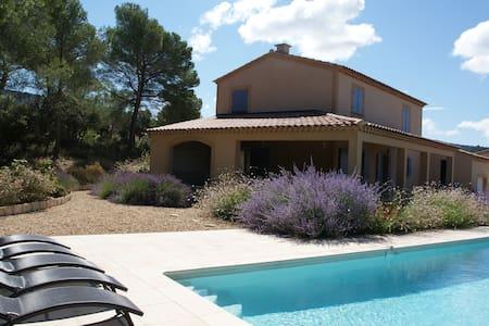 Villa Provence in Vaucluse - Saumane-de-Vaucluse - House