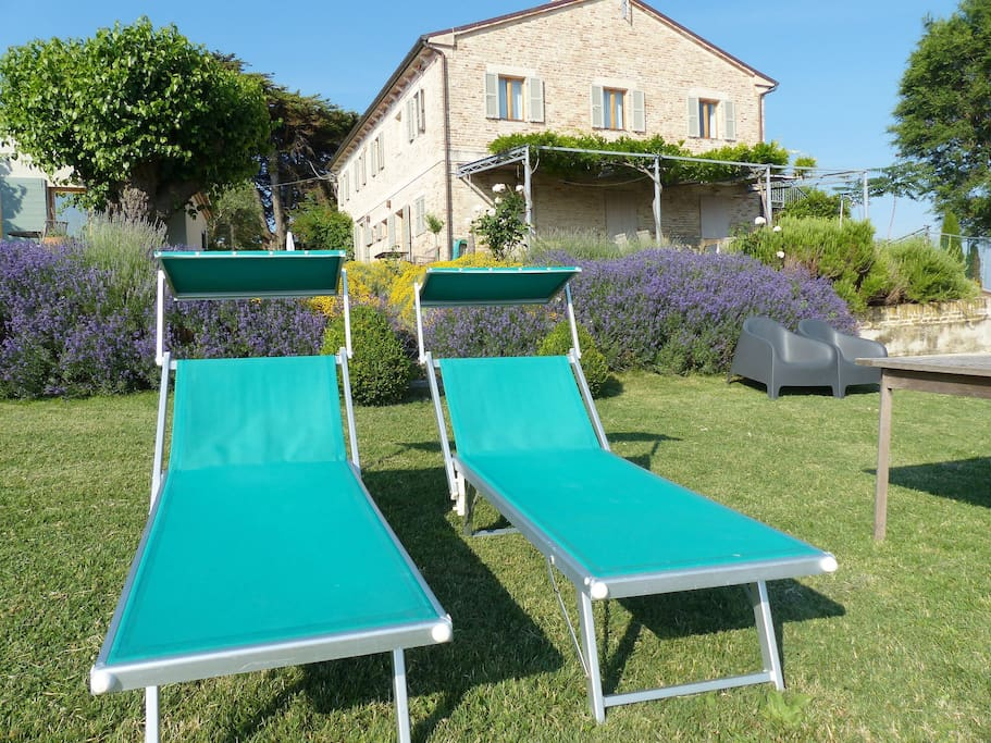TENUTA PARADISO (nice places in the Garden)