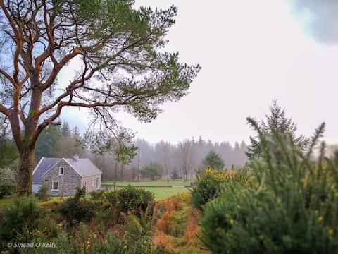 The Shepherd's cottage @ Lough Atorick (Sauna)