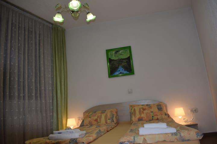 Mamin Kolio Family House- Double  bed- Bansko