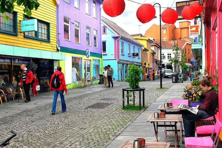Perfect location in the heart of Stavanger - Stafangur