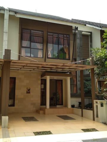 Designer Home Discovery, Sektor 9 Bintaro