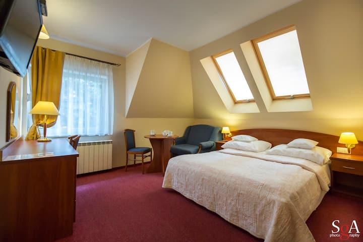 Komfortowy pokój 3- osobowy Morska Fala