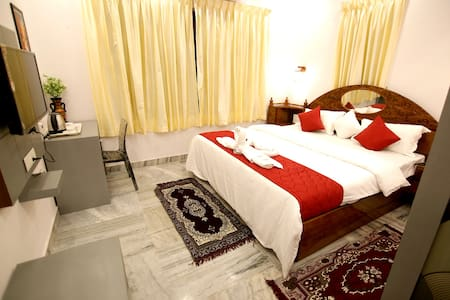 Deluxe Room of Spice Mount Heritage Resort