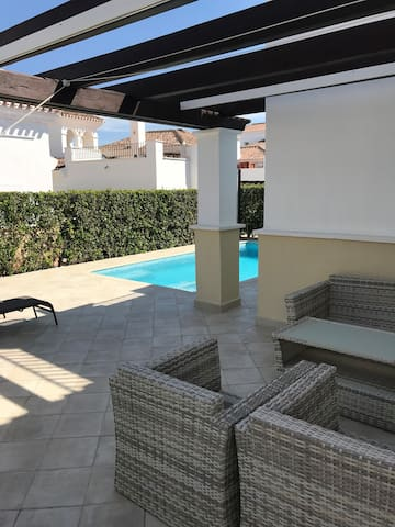 Villa Pagel - A Murcia Holiday Rentals Property