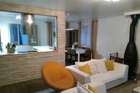 Deux chambres dans le calme total. - Saint-Martin-du-Tertre Bourgogne Franche-Comté, FR