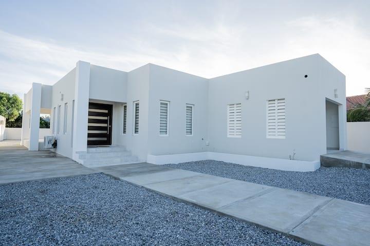 Private residence located in Palm Beach, Aruba