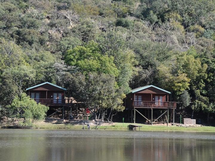 ATKV Klein-Kariba Log Cabin (Dam vacinity)