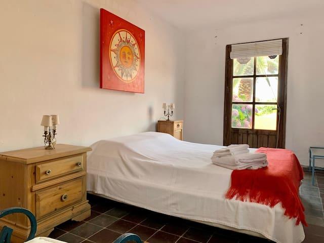 Dormitorio en Suite independiente