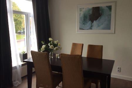 Luxe appartement centraal gelegen in Delfzijl - Delfzijl - Lägenhet