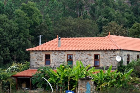 Casa de Pedra, surrounded by nature - Covas - Pension