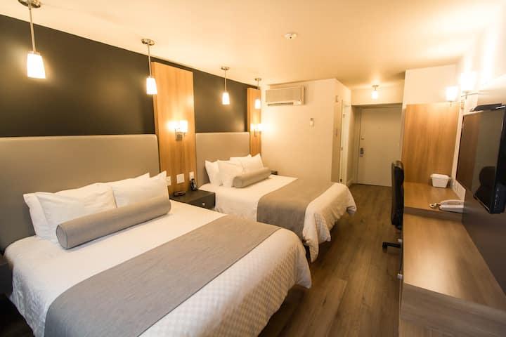 Chambre de luxe - Marineau+ (Shawinigan)