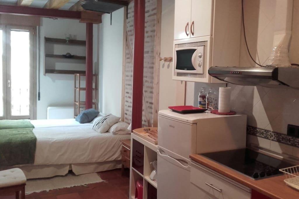 Apartamento en el coraz n de segovia lofts en alquiler en segovia castilla y le n espa a - Alquiler apartamentos segovia ...