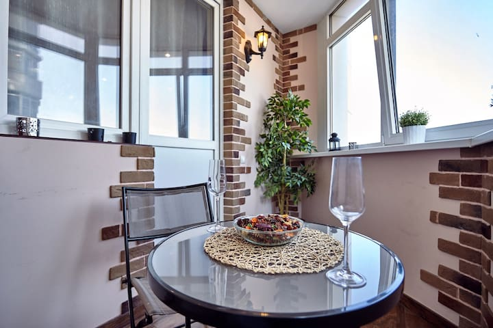 Шикарная квартира бизнес класса - Krasnodar - อพาร์ทเมนท์