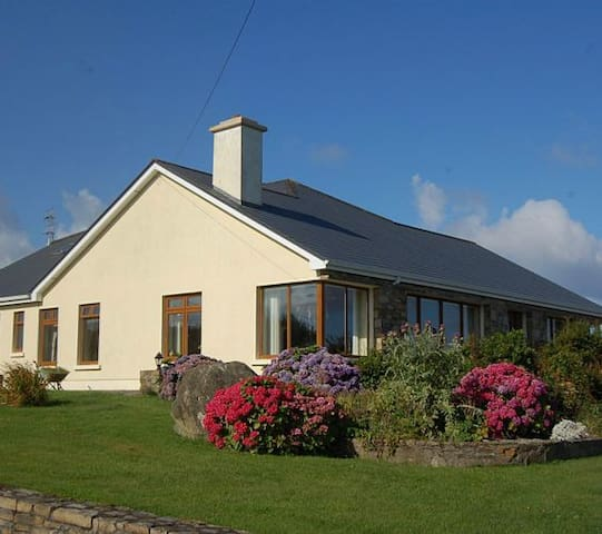 Cottage 318 Atlantic Lodge Cleggan - Cleggan - Talo