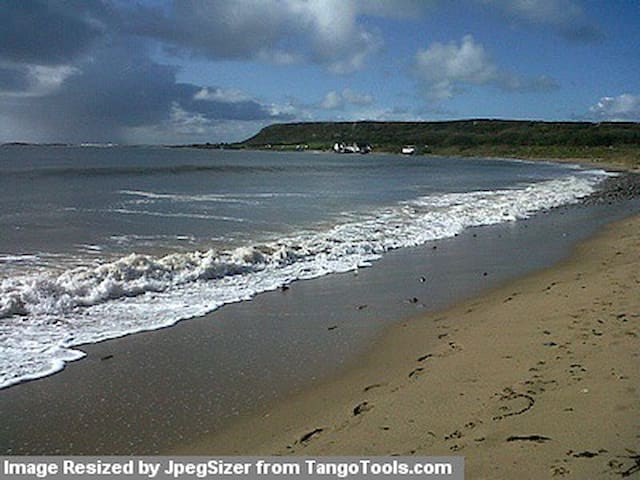 Sea Breeze Apartment 1 Horton Port Eynon Bay Gower - Horton  Gower - Apartemen