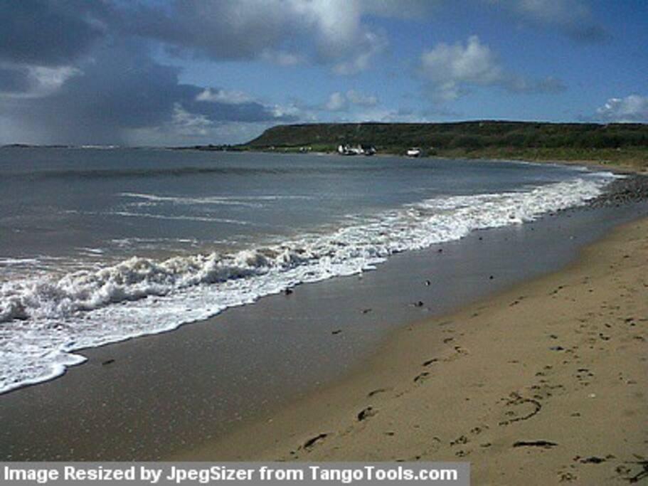 Horton beach looking over Port Eynon