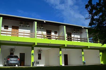 Pousada Recanto Verde - Praia de Gaibu - PE