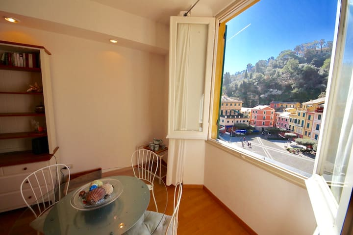 VELA 2BR-sea view in heart of PORTOFINO-KlabHouse - Portofino - Apartment