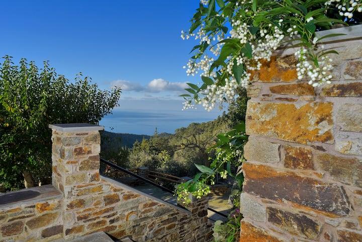 Ηouse in Endless green 2 - Arethousa, Ikaria