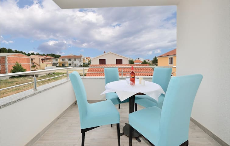 Holiday apartment with 1 bedroom on 41m² in Vrsi-Mulo