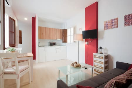 Homey reformed apartment  in the Alhambra area - Granada - Apartament