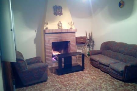 Casa rural en guaro noche vieja - Guaro - Rumah