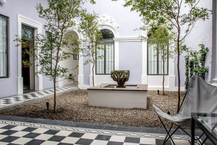 Romantic Style loft- Guadalajara Center