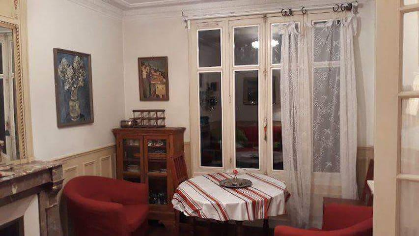La casa di Montmartre