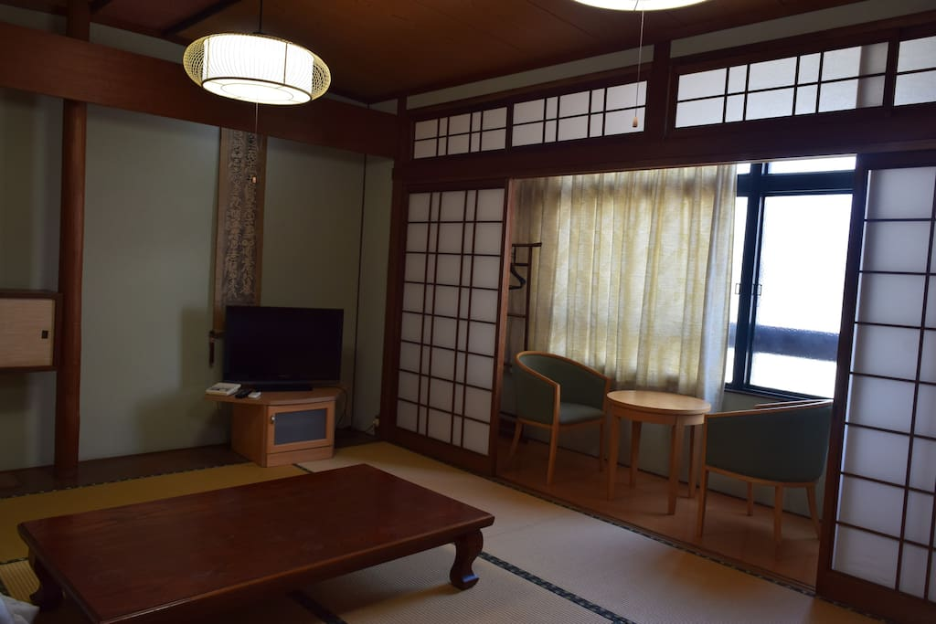 Family owned b b near kan 39 onji ryokan giappone in for Ryokan giappone