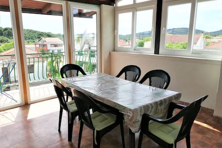 ISLAND MURTER, JEZERA/BEAUTIFUL VIEW APARTMENT (4)