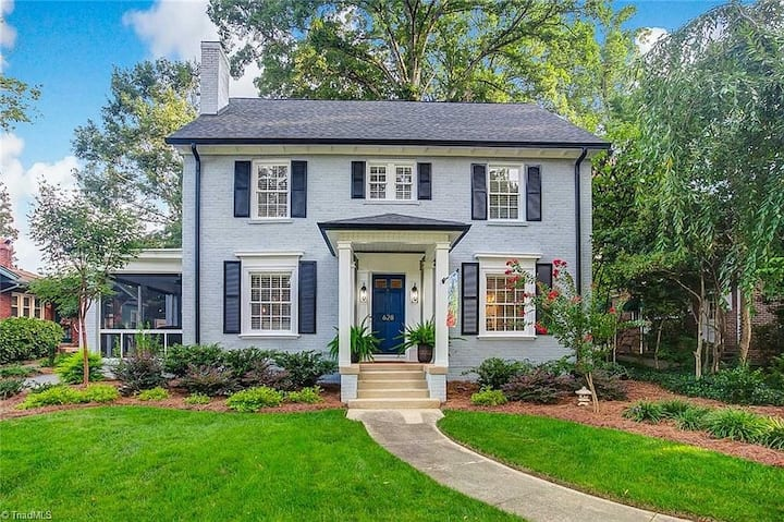 Spacious 4 Bedroom High Point Home