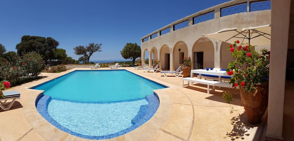 Sea view Villa near Essaouira - Ocean Ksar - 索維拉