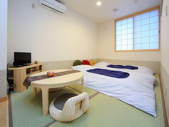 Kamon Inn Hieijocho A (Close to Toji Temple)