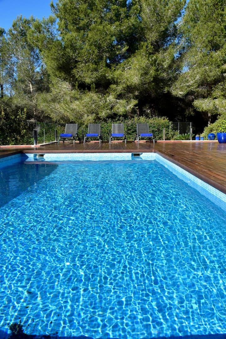Villa Cocoon Ibiza Luxury 10 min. from Ushuaïa